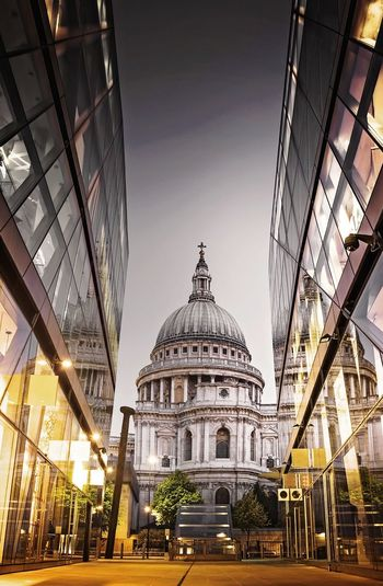 St Paul Cathedral London London StPaulscathedral City City Dome Sky Architecture Built Structure Historic