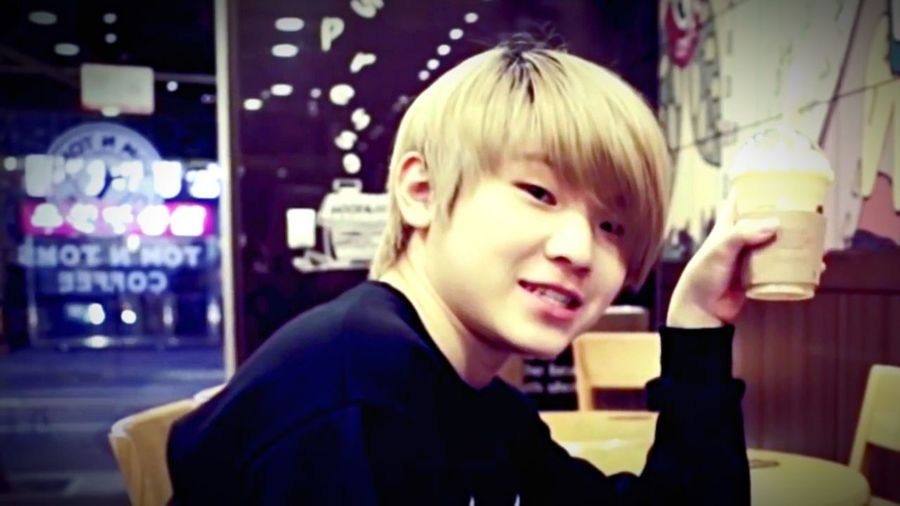 Seventeen Kpop Woozi