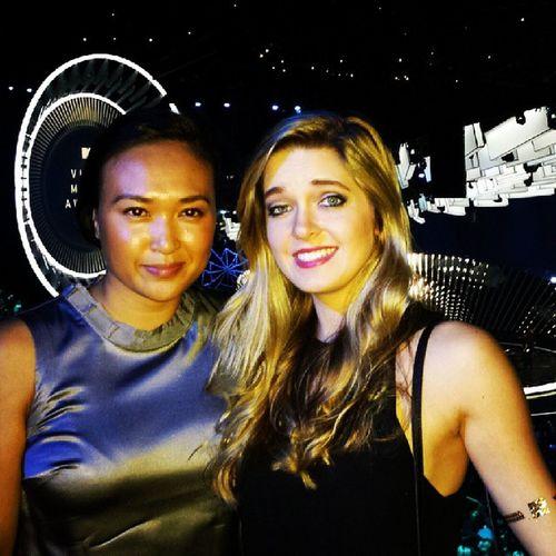 VMA's with Louise VMA  Theforum