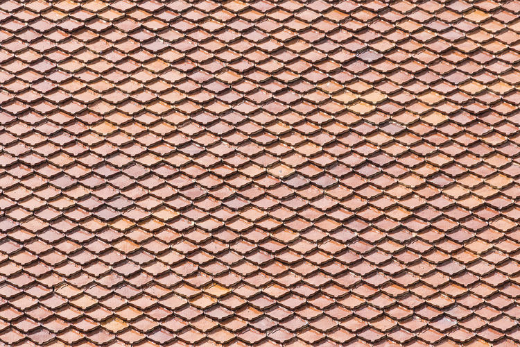 Roof texture background Abstract Abundance Architecture Art And Craft Backgrounds Brown Close-up Day Design Diamond Shaped Full Frame Geometric Shape Indoors  No People Pattern Repetition Shape Textile Textured