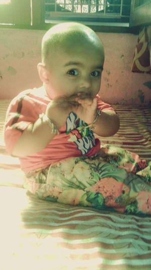 My little bhaanji First Eyeem Photo