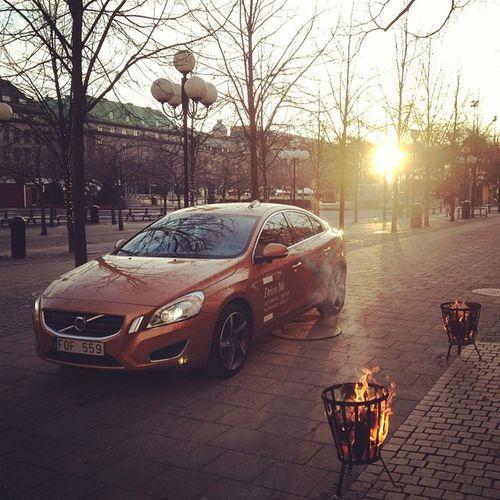 Pressrelease of Drive Me Self-Driving Cars For Sustainable Mobility @volvoshowroom Volvocars Future Driveme S60 selfdriving pressrelease numberone volvoforlife stockholm sweden volvoshowroom