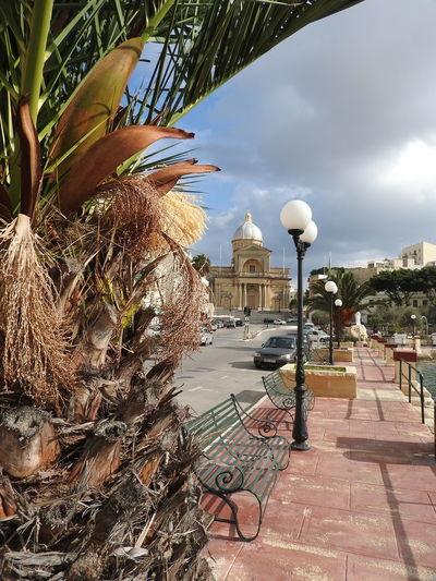 Church Malta Pavement Recreational Pursuit Tourism