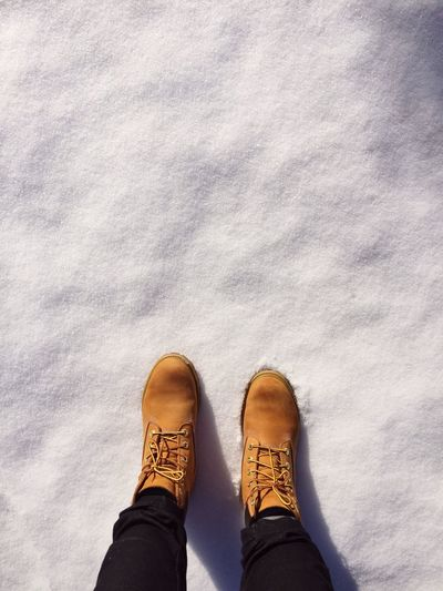 Go as long as you can and then take another step.... Hello World Relaxing Snow Winter White Simplicity Structure Step Journey Tranquility Sunny Winter Day FootPrint Footpath