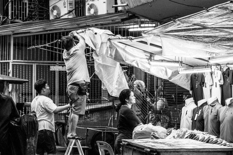 Bangkok Getting
