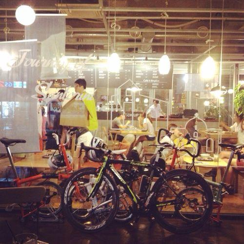 동내마실~with my wilier Coffee Cafe Bike Roadbike
