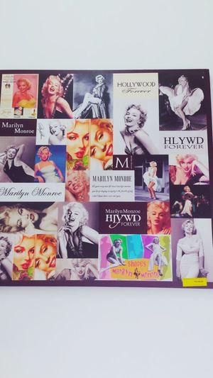Queridinha Marylin Monroe Beautiful Artist Blonde Sexygirl Just Smile  Simbol Fabulous