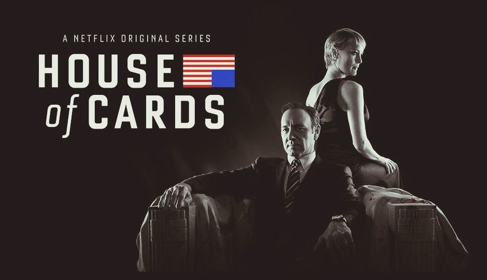 Great series? Enjoying Life House Of Cards My Favorit Serie ...