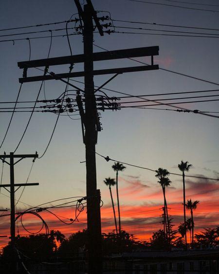Los Angeles sunset Sunset California Los Angeles, California