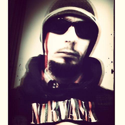 Feeling a bit 90s DaveyBlackheart DavidJDeyoe Davey Nirvana Seattle GS3 90s Grunge Grungeisdead Kurtdavekrist Davethehobbit Awesome Throwback Bringbackthegoodstuff