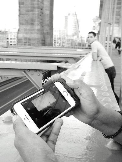 How we roll. EyeEm Having Fun With EyeEm Stickers! EEA3-New York City EEA3 EyeEm Bnw EyeEm Best Shots - Black + White