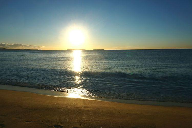 Dawn in Cannes,