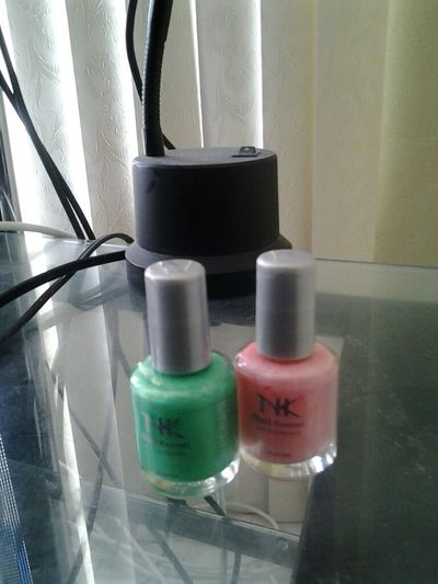 My Two New Colors