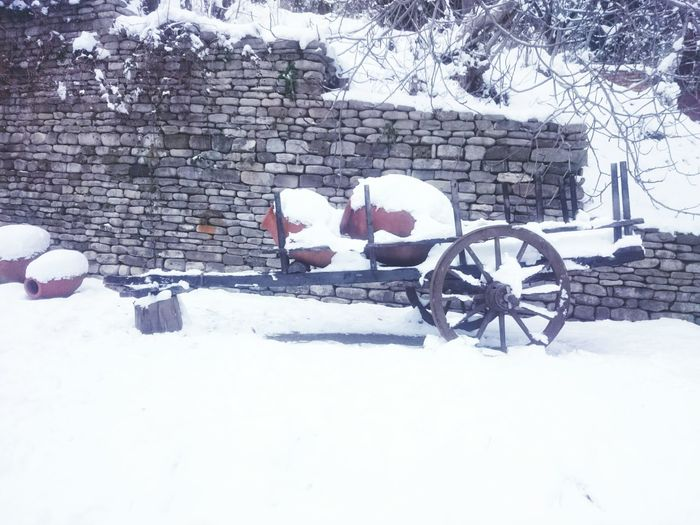 Sighnaghi Sighnaghi City Of Love <3 Kakheti Georgia Winter