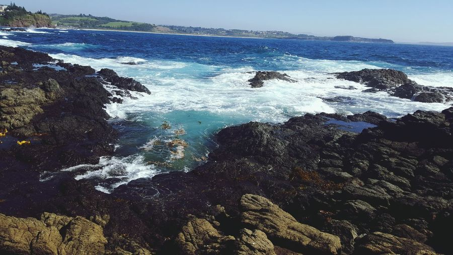 Went to Kiama today 😄 Kiama  Beach Photography Photographer Beachphotography Nsw South Coast Amateur Amateur Photographer Amateur Photography Mine Edit Edited Australia Rock Walking Adventuring Adventure Photography Adventure Photographer The Essence Of Summer