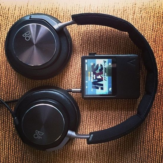 AK100 MKII with B&O H6 Bangandolufsen Astellandkern Audio INXS music afterglow audio audiophile