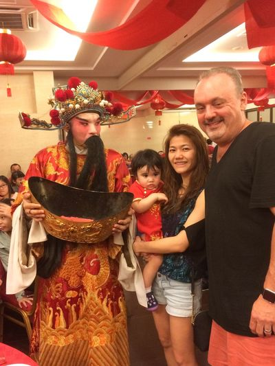 Opera Costume CNY Day 2 Celebration Men Smiling Cultures Togetherness Happiness Tradition Indoors  Young Women Young Adult Adult People