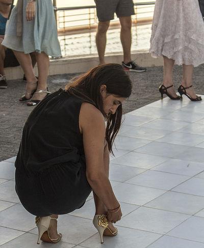 Candid Candid Photography Dance Floor Dancer HighHeels Moment Streetphotography Tango
