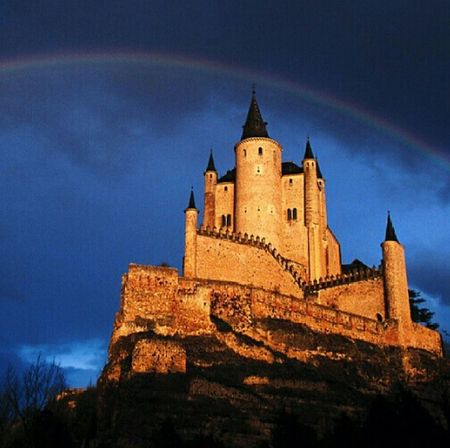 Alcázar Segovia Segovia Historical Building SPAIN