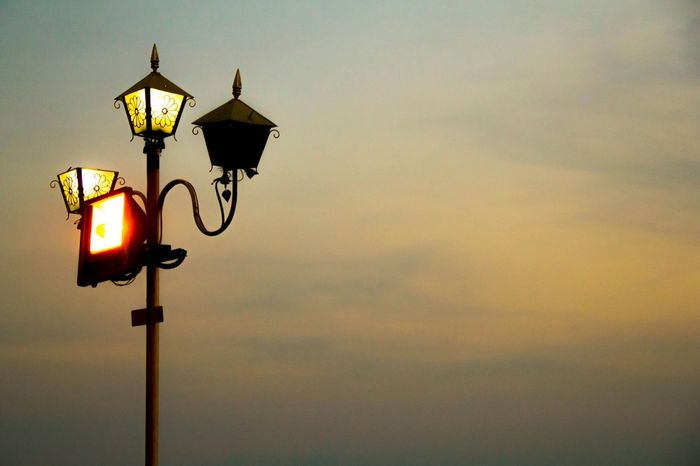 Outdoor Photo Lamp Sky Check This Out