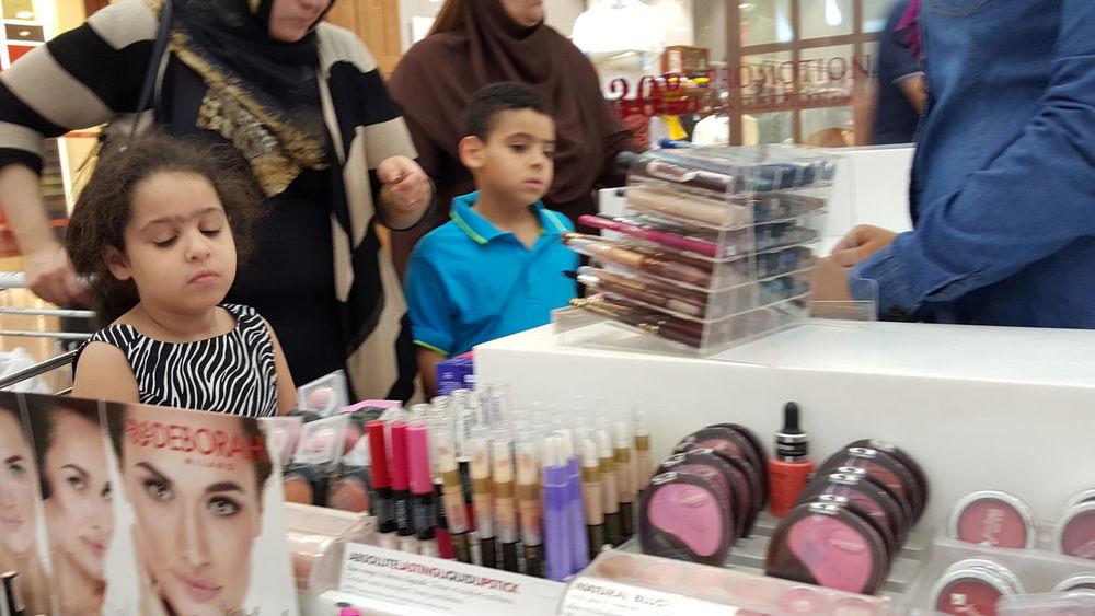 Beauty Buyer Choice Choice Consumption  Fashion Makeup Marketing Photoshop Pressure Shopping Society Variation égypte