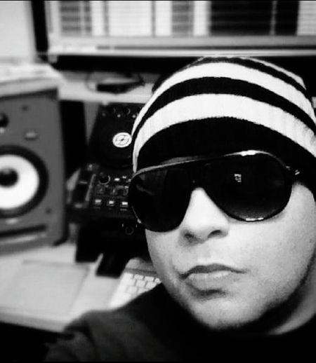 Studio Time...