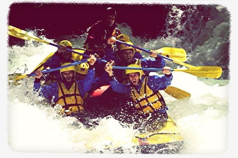 Che libidine... Vera!!! Rafting