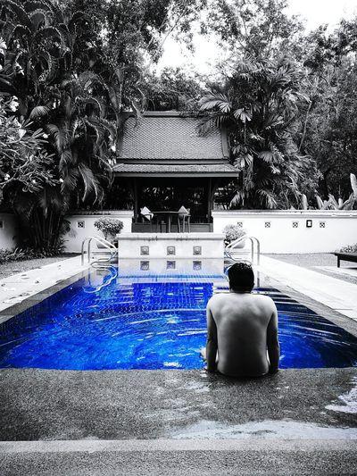 Banyan Tree Resort Phuket Private Pool Villa Blue Pool Second Acts Be. Ready.