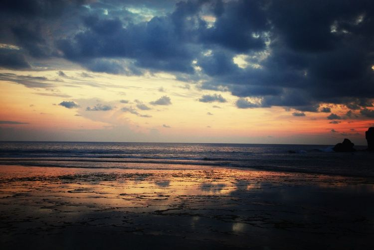 Snj. Sunset INDONESIA Life Is A Beach Landscape