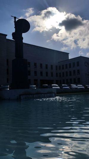 Water University Minerva Sapienza