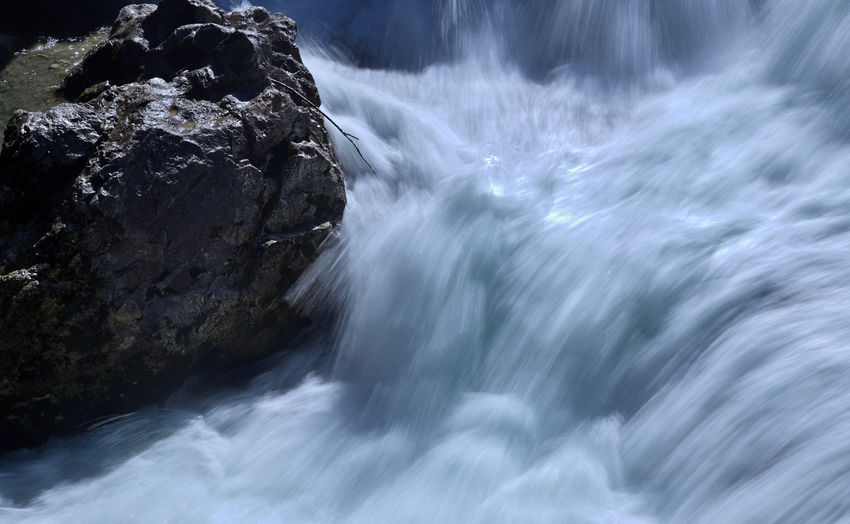 Situation from Lech Fall near Füssen Long Exposure Motion Blurred Motion Beauty In Nature Scenics - Nature Rock Water Rock - Object Flowing Water Waterfall Solid Nature Sea No People Sport Day Outdoors Power Power In Nature Flowing EyeEm Nature Lover Lech River Lech Fall Environment Energy Abstract Nature Photography Nature Photographer Mountain River Snowmelt