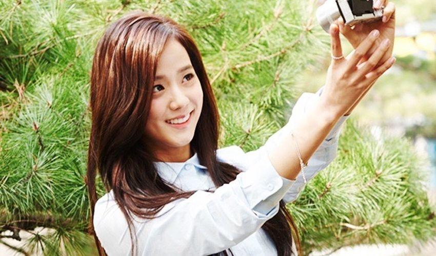 Selfie ✌ Jisoo Kpop Blackpink Korea Smiling