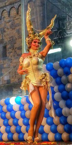 Fairytale  Dancer Long Legs Heels Eyem Market EyeEm Best Shots Enschede Festival