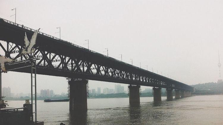 Changjiang bridge .