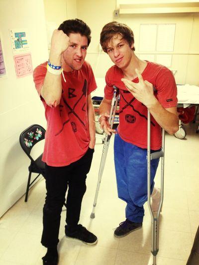 3 Broken Bones In My Left Foot
