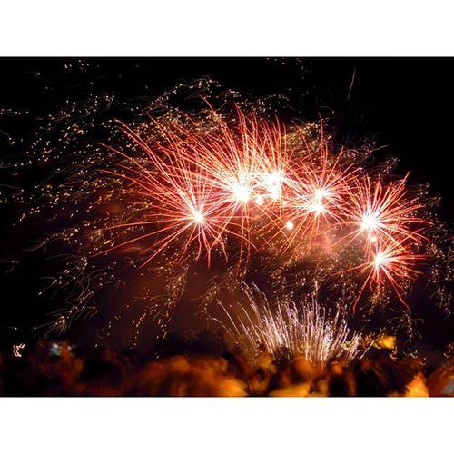 Feria y fiestas de Cieza / Fair and festivals of Cieza Fuegosartificiales Fireworks SanBartolomé Feria Fair Cieza Murcia