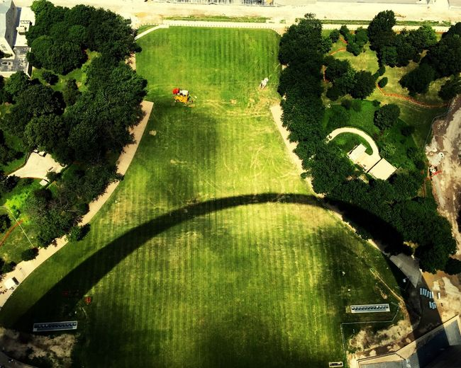 Looking down upon the Gateway Arch IPPSScenery First Eyeem Photo