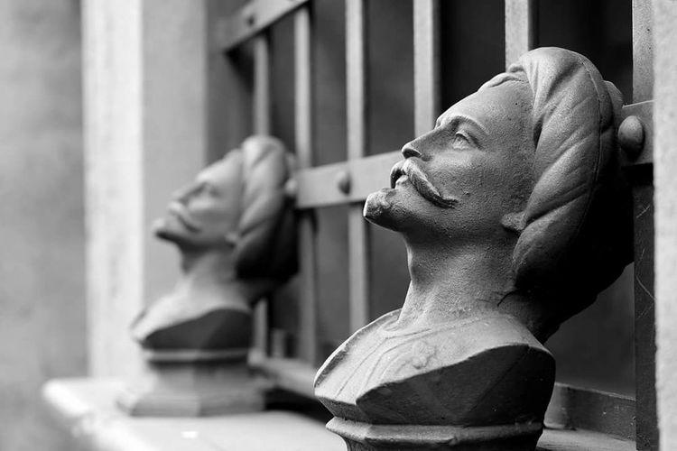 Statue Sculpture Religion Close-up