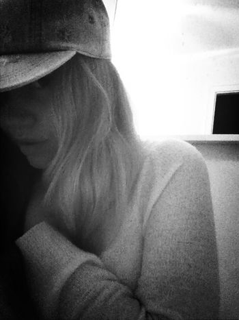 This hat is so ugly that i must take it with me to Roskilde Festival