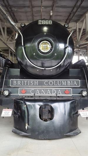 Trains Great Western Railway First Eyeem Photo British Columbia Canada
