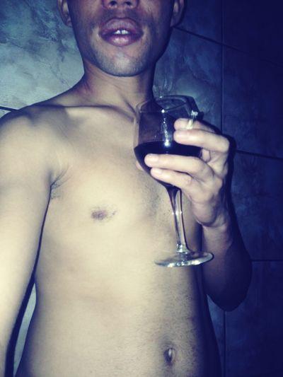 good wine and Eve magic😀🍁 Marijuana Good Vibes