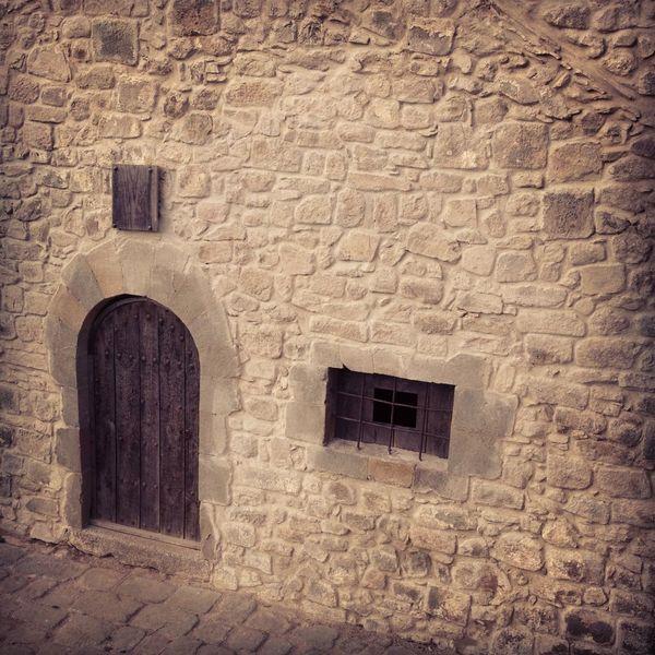 Relaxing Catalunya Arquitecture Porta