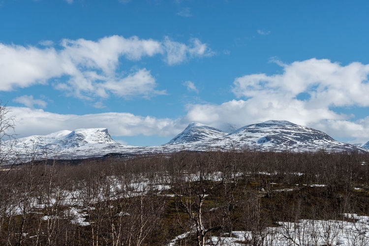 Lapporten Abisko 3 Abisko Beauty In Nature Cloud - Sky Cold Temperature Day Landscape Lapporten Mountain Mountain Range Nature No People Outdoors Scenics Sky Snow Snowcapped Mountain Sweden Tranquil Scene Tranquility Wilderness Winter