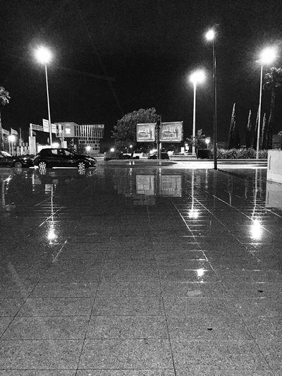 Rain Reflection Lisboa Taking Photos Airport Waiting That's Me Lisbonnight