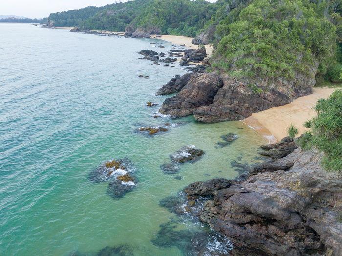 Beach Waves,