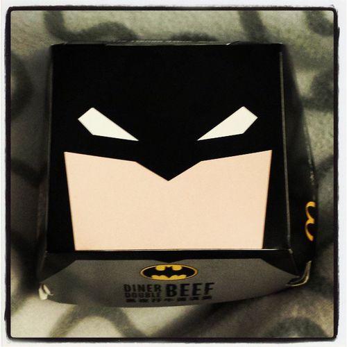Batman Batmanburger Mcdonalds Yym Fastfood Fatty