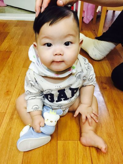 My Brother's Son Korean Baby Cute Baby Babyboy Lovely Name Is Noah