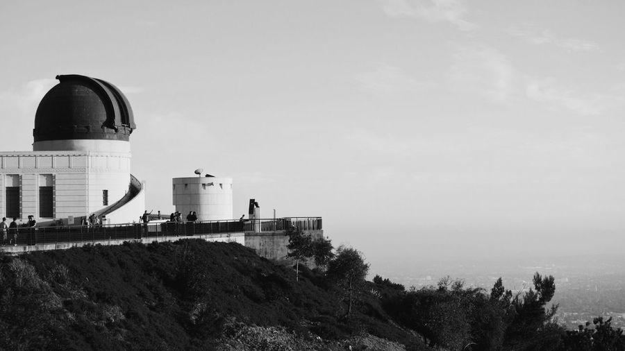 The Architect - 2014 EyeEm Awards Observatory Black & White