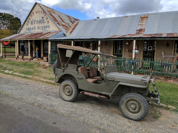 Jeep Willys Jeep Country Store