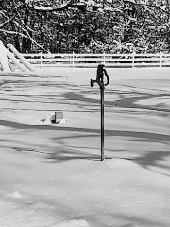 Water pump. Outdoors Waterpump Nature
